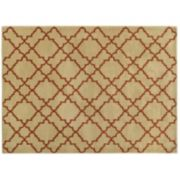 StyleHaven Cadence Geometric Lattice Rug