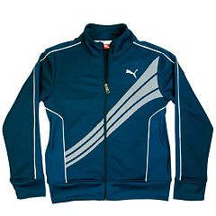 Boys 4-7 PUMA French Terry Track Jacket