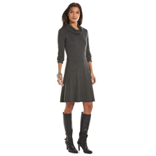 Womens Chaps Sweater Dresses Dresses, Clothing | Kohl's