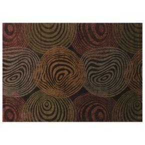 United Weavers Affinity Decibel Geometric Rug
