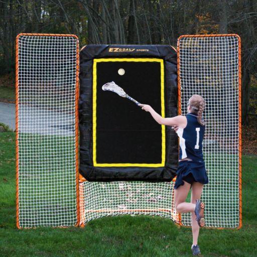 EZ Goal Multi-Purpose Lacrosse Rebounder