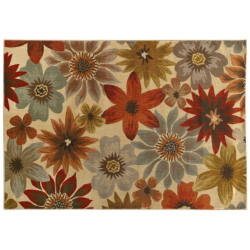 Oriental Weavers Casablanca Bold Floral Rug