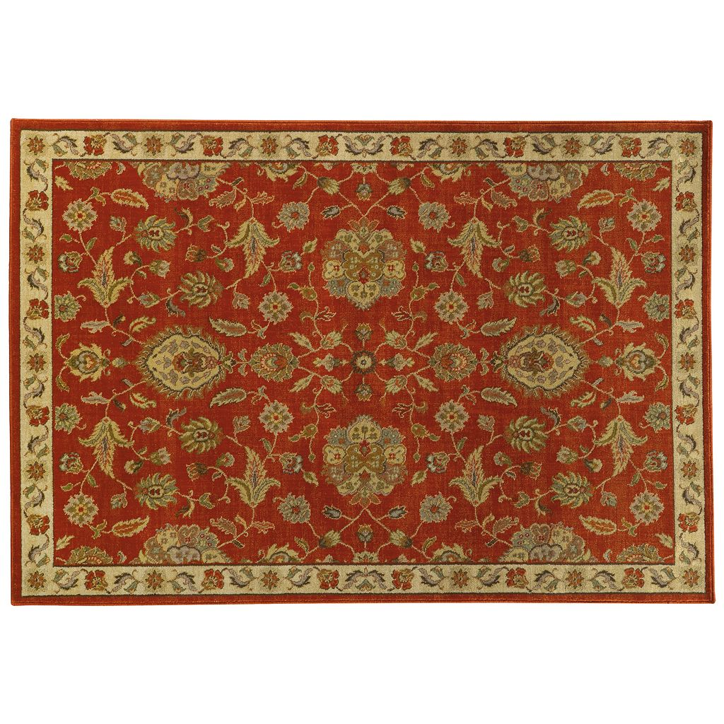 Oriental Weavers Casablanca Persian Floral Rug