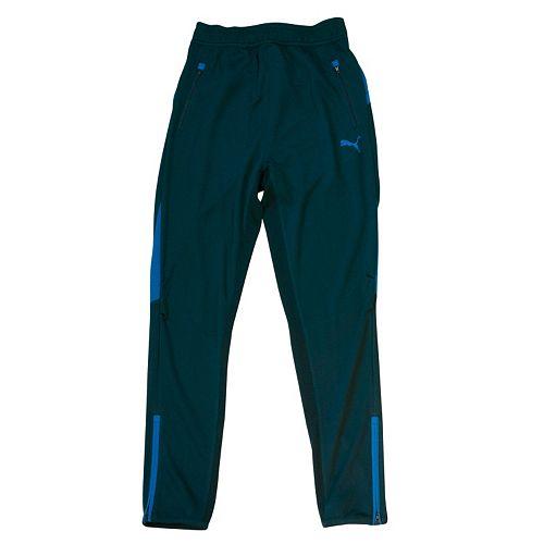 Boys 4-7 PUMA Colorblock Tech Pants