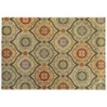 Oriental Weavers Casablanca Panel Lattice Rug