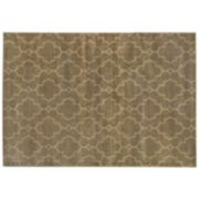 StyleHaven Cadence Scalloped Lattice Rug