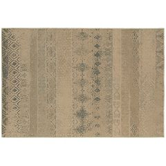 Oriental Weavers Chloe Distressed Stripe Rug
