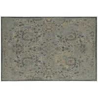 Oriental Weavers Chloe Distressed Floral Rug