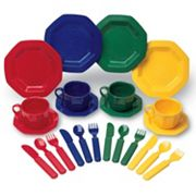 Learning Resources 20 pc Pretend & Play Dish Set