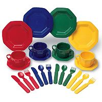 Learning Resources 20-pc. Pretend & Play Dish Set