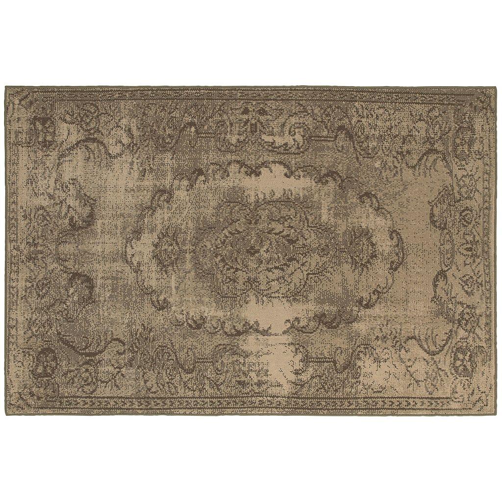 Oriental Weavers Chloe Shabby Chic Ornate Rug