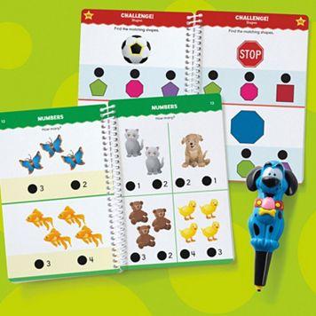 Educational Insights Hot Dots Jr. Let's Master Pre-K Math Book Set