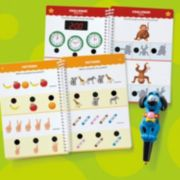 Educational Insights Hot Dots Jr. Let's Master Kindergarten Math Book Set