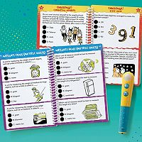 Educational Insights Hot Dots Let's Master Grade 3 Math Book Set