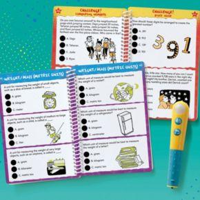 Educational Insights Hot Dots Let's Master Grade 3 Math Book Set
