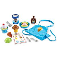 Learning Resources Play & Pretend Ice Cream Shop Set