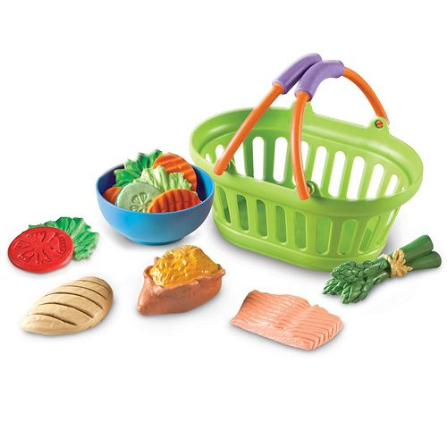 Learning Resources New Sprouts Healthy Dinner Set