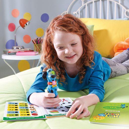 Educational Insights Hot Dots Jr. Let's Master Kindergarten Reading Book Set