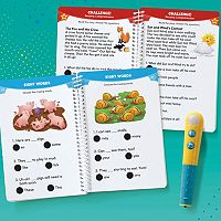 Educational Insights Hot Dots Jr. Let's Master Grade 1 Reading Book Set