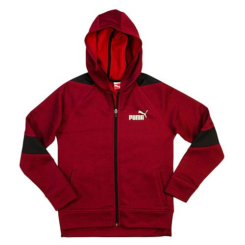Boys 4-7 PUMA French Terry Hoodie
