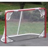 EZ Goal Heavy-Duty Folding Hockey Goal