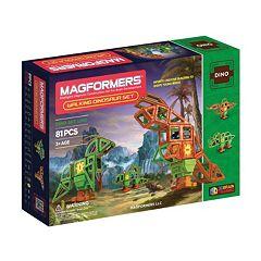 Magformers 81-pc. Walking Dinosaur Set by