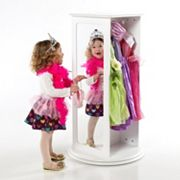 Guidecraft Rotating Storage Dress-Up Carousel