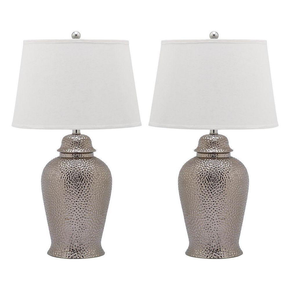 Safavieh 2-piece Ginger Jar Lamp Set
