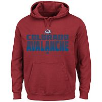 Men's Majestic Colorado Avalanche Call it Out Hoodie