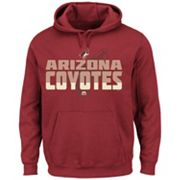Men's Majestic Arizona Coyotes Call it Out Hoodie