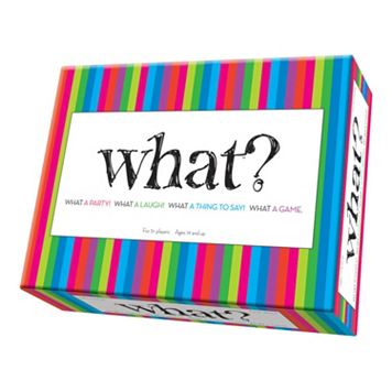 What? Game by Outset Media