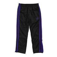 Girls 4 6x Adidas Climacool Pants Black Night Flash
