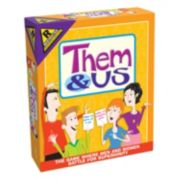 Them & Us Couples Party Game by Outset Media