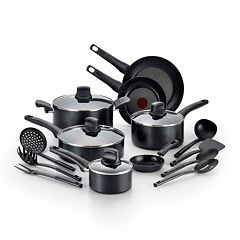 T-Fal Intuition 18 pc Nonstick Cookware Set