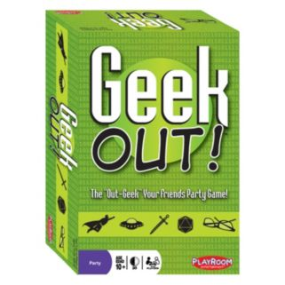 Geek Out! Game by Playroom Entertainment