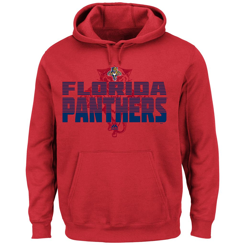 Men's Majestic Florida Panthers Call it Out Hoodie