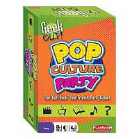 Geek Out! Pop Culture Party Edition by Playroom Entertainment