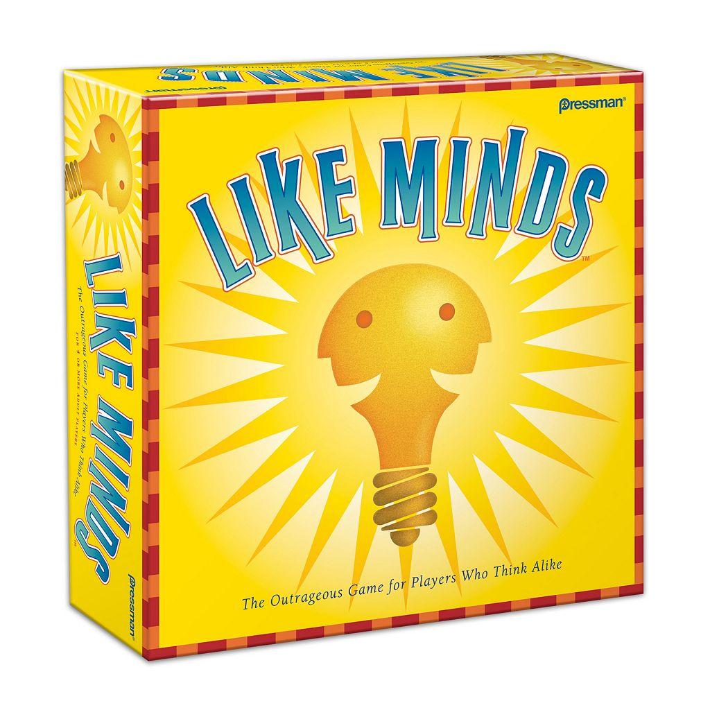 Like Minds Game by Pressman