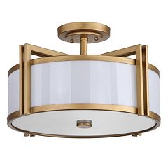 Safavieh Orb Semi-Flush Mount Ceiling Light