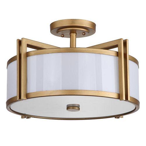 Safavieh Orb Semi-Flush Mount Ceiling Light