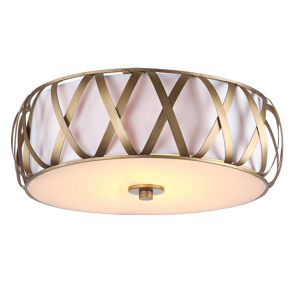 Safavieh Charing Flush Ceiling Light