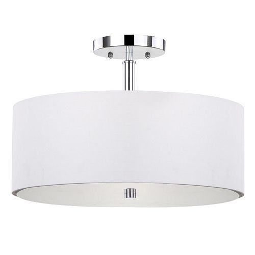 Safavieh Clara Semi-Flush Ceiling Light