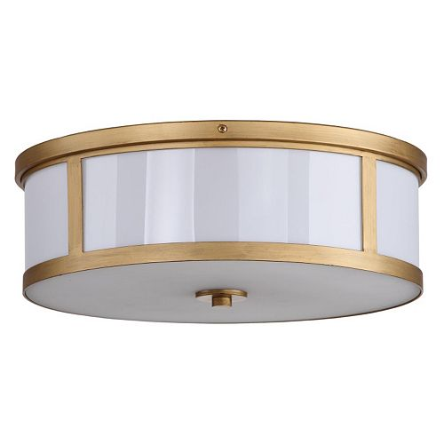 Safavieh Avery Ceiling Drum Light