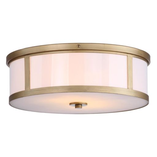 Safavieh Avery Ceiling Drum Light