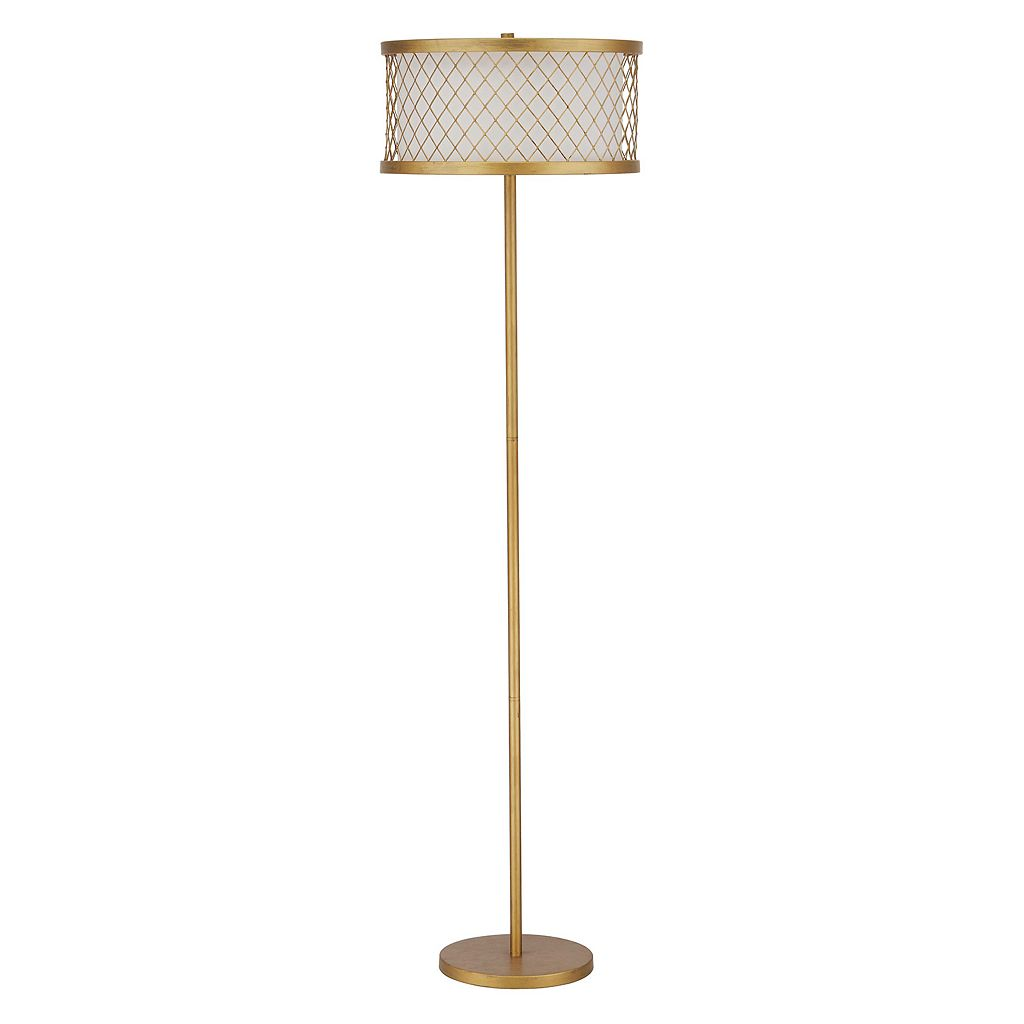 Safavieh Evie Mesh Floor Lamp