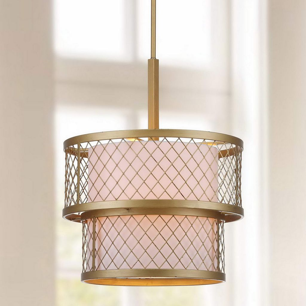 Safavieh Evie Mesh Pendant Light