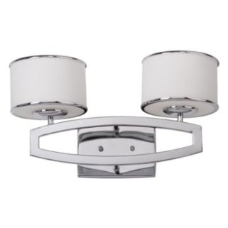 Safavieh Lenora Double Drum Sconce