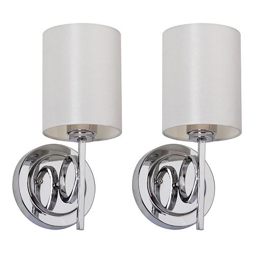 Safavieh Ventura 2-piece Wall Sconce Set