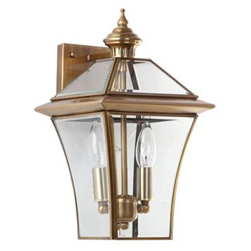 Safavieh Virginia Double Light Wall Sconce