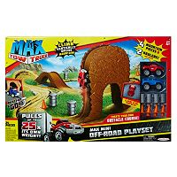 Max Tow Truck Max Mini Off-Road Playset